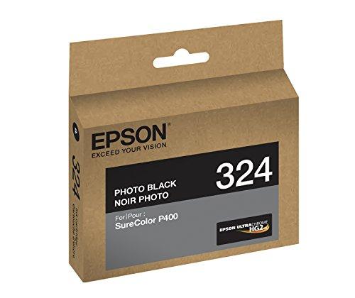 Epson T324120 Epson UltraChrome HG2 Photo Ink (Black) Photo #3