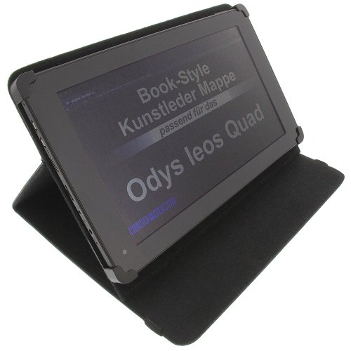 foto-kontor Tasche für Odys Ieos Quad UNO X10 UNO X8 Titan Study Tab Xeno 10 Primus Plus Neo Quad 10 Windesk X10 Winpad V10