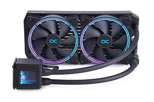 Alphacool Eisbaer Aurora 280 CPU - Digital RGB Wasserkühlung, schwarz