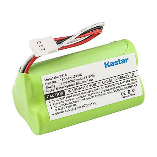 Check Out This Kastar Ni-MH Rechargeable Battery 3.6V 2000mAh Replacement for Logitech Rechargeable ...