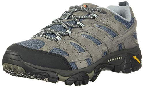 Merrell Women's Moab 2 Vent Hiking Shoe, Smoke, 6 W US