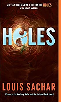 [Louis Sachar, Vladimir Radunsky, Bagram Ibatoulline]のHoles (English Edition)