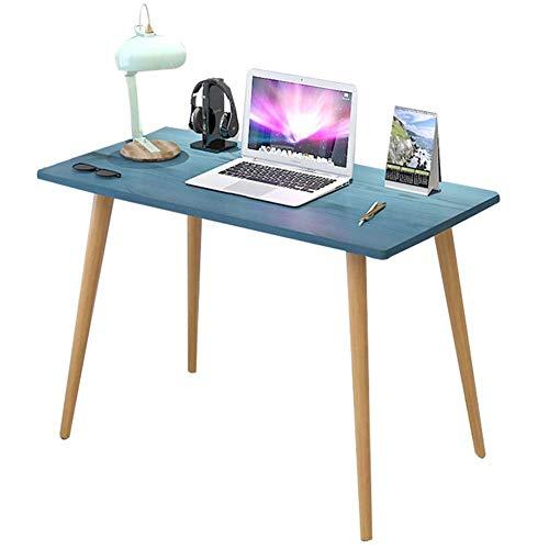 Mesa Escritorio nórdico Sencillo y Moderno Hogar para Estudiantes Escritorio Simple Económico Apartamento pequeño Dormitorio Escritorio para computadora Mesa (Tamaño: 100x50x73cm)