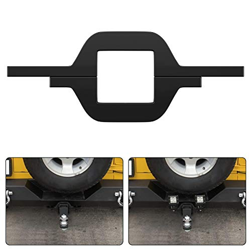 Nilight 90046B Tow Hitch Bracket 2.5'-3' Universal Mounting Kit Reverse Road LED...