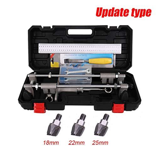 Indoor and Outdoor Security Lock 18/22/25mm Update Type Lock Fitting Door Lock Kit with 3 Cutters