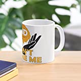 FND Wonx27;t Define Me Functional Neurological Disorder Warrior Awareness Ribbon Hope Someone I love Word Art. 11 Oz Premium Quality printed Coffee Mug, Comfortable To Hold, Unique Gifting ideas for