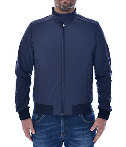 Colmar jas voor heren, blauw bomber, licht