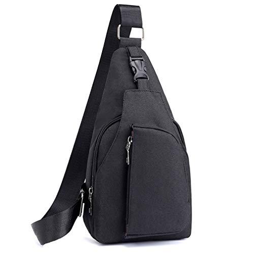 Sleeping forest Sling Bag Gadgets Travel Shoulder Bag Oxford Cloth Cross...