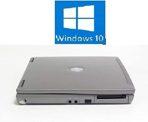 D530 Laptop Dell Lattitude 2gb 120Gb HDD QWERTY Uk testatur Windows 10 Professional