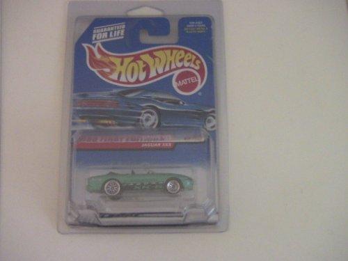 Hot Wheels - 1998 First Editions - Jaguar XK8 - #5 segunda mano  Se entrega en toda España