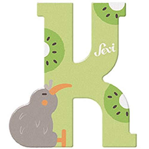 Sevi 83011 Buchstabe K Kiwi - 10 cm