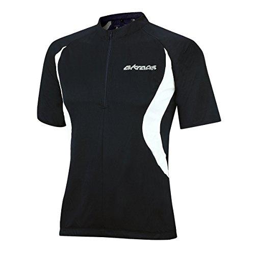 Airtracks Maillot de ciclismo de manga corta para hombre, camiseta de ciclismo,...