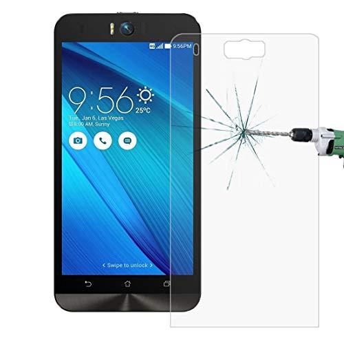 GGQQ AGAN Ayyc 2 PCs for Asus-Zenfone Selfie / ZD551KL 0,26 mm 9H Oberflächenhärte 2.5d explosionsgeschützter Temperierglas-Displayfilm