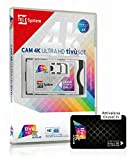TELE System CAM tivùsat 4K Ultra HD Módulo de acceso condicional (CAM)