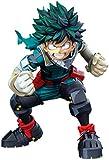 Banpresto - Figurine My Hero Academia - Izuku Midoriya Super Master Stars Piece Manga Dimensions 18cm - 4983164169706, Multicolore