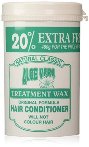 Natural Classic Après-shampooing à l'aloe vera 480 g