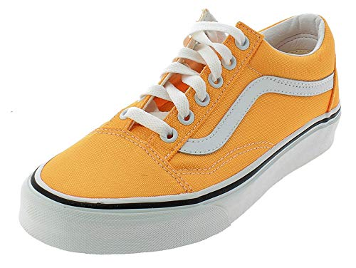 Vans Herren Sportschuhe UA Old Skool Orange 36.5 EU