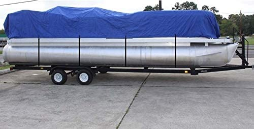 Brand NEWBLUE 18' Foot VORTEX Ultra 3 Complete Free Shipping El HAS Cover shopping Boat Pontoon
