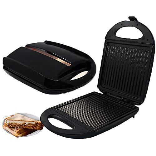 1400W sandwic Maker elektrische grill machine met Fast Verwarming voor ontbijt, lunch diner Sandwich Broodrooster steaks en gegrild vlees