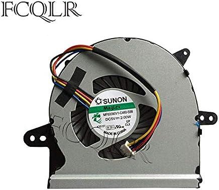 FCQLR Portatile CPU Ventilatore del per ASUS F401U F501U Delta KSB0705HB -CA72 CPU Ventola di Raffreddamento della - Trova i prezzi più bassi