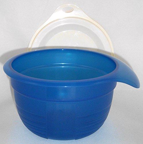 Tupperware - ZUBEREITEN 1a Tupper P11 Schüssel CombiPlus Kleine Rührschüssel 650ml - blau weiß
