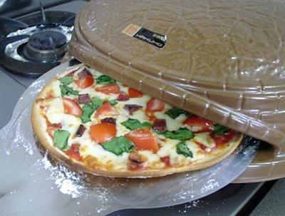 鉢マニア『石窯ピザオーブンピッツェリア』