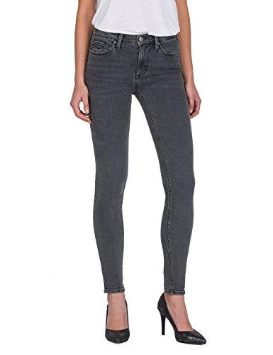 Replay Damen JOI Skinny Jeans, Grau (Grey 9), W27/L30