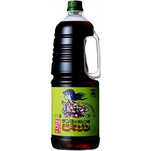 テンヨ武田 テンヨのだしつゆビミサン 5倍濃縮 1.8L