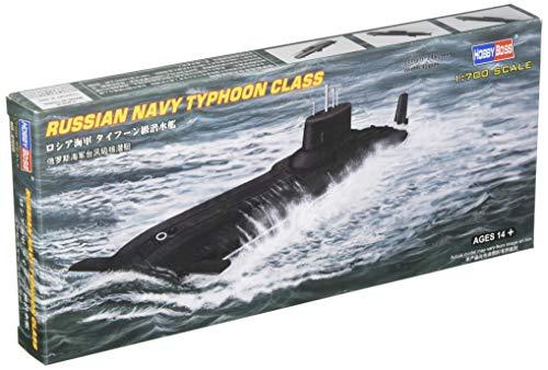 Hobbyboss 1:700-Submarino de Clase Typhoon Ruso (87019)