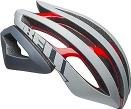 Bell Z20 MIPS Adult Bike Helmet - Remix Matte/Gloss Gray/Crimson - Medium (55–59 cm)