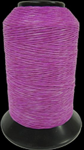 BCY 452X Bowstring Material Flo Purple 1/8 lb