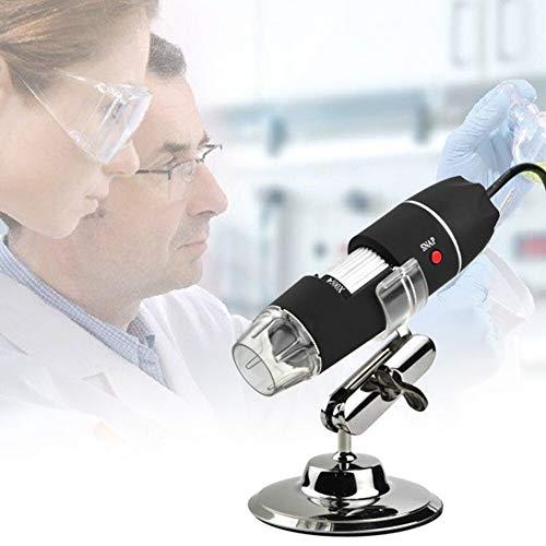 JF-XUAN 1600X LCD Digital Microscope Trinocular Stereo Microscopio Yaxun Camera Stand Mikroskop Microscop para Electronica biologico