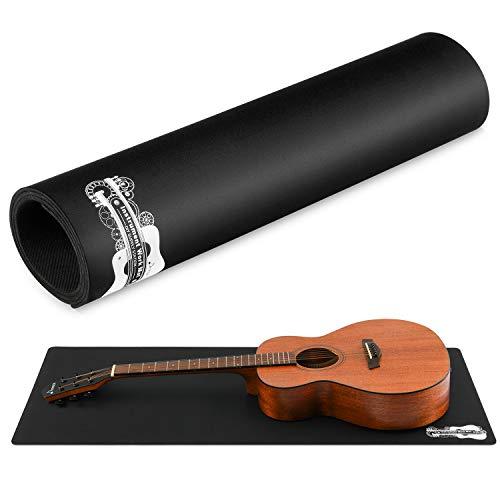 Donner Premium Instrument Arbeitsmatte für Gitarre, Ukulele, Banjo