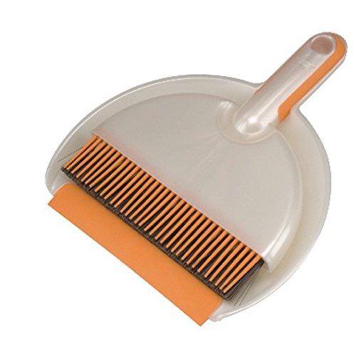 Bissell Smart Detalles brushwares–Escoba y recogedor, Mini
