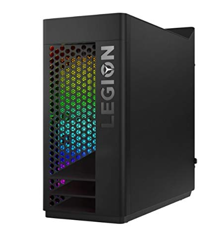 Lenovo Legion T730-28ICO Portable Desktop, 9th Gen Intel Core i7-9700K, 16GB RAM, 256GB SSD + 1TB HDD, NVIDIA GeForce RTX 2070, Windows 10 (Renewed)
