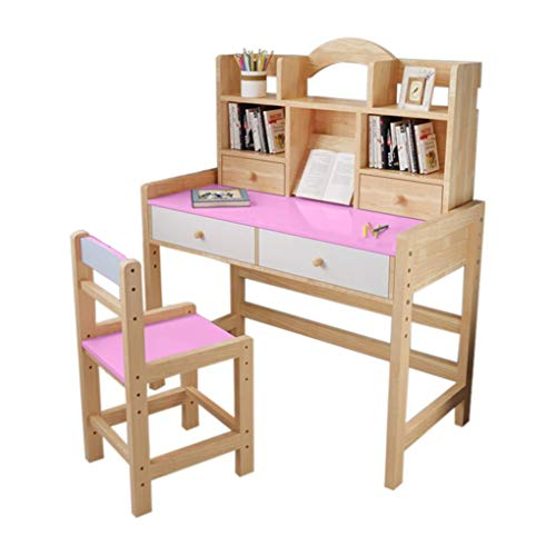 Adjustable Height Wooden Student...