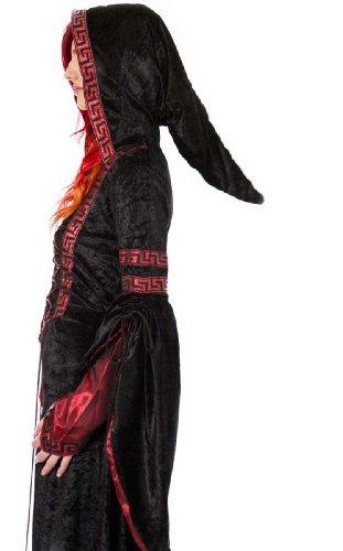 Maylynn 12236 – Mittelalter Kostüm Yandra, 2-teilig, Größe M/L - 4