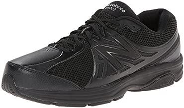 New Balance Men's 847 V2 Walking Shoe, Black, 9 D US