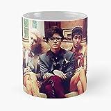 Shinee Married to The Music – La migliore tazza da caffè in ceramica di marmo bianco
