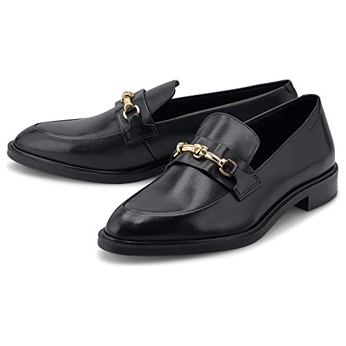Vagabond Damen Frances Penny Loafer, Black, 40 EU