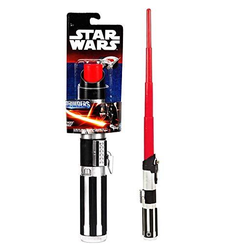 Star Wars Bladebuilders - Spada laser giocattolo allungabile, idea regalo