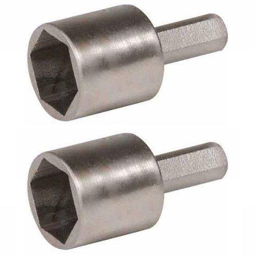 3/4' Leveling Scissor Jack Socket - Camco 57363 (2 Pack)