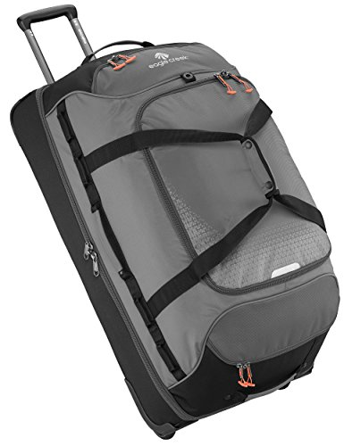 Eagle Creek Expanse Drop Bottom Wheeled Duffel 32 Maleta, 81 cm, 129 litros, Stone Grey