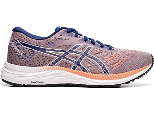 ASICS Women's Gel-Excite 6 Running Shoes, 9M, Violet Blush/Dive Blue