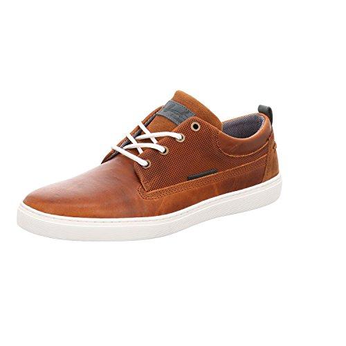 BULLBOXER Herren Sneaker 779 K2 6023A-2499 braun 454083