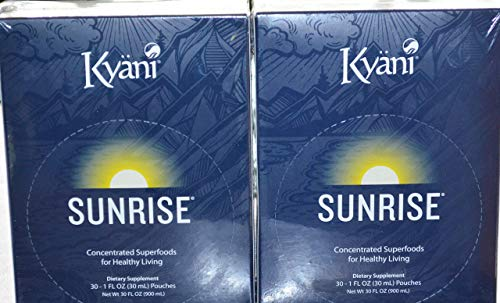 Sunrise (2 Boxes / 60 Packets) (2)