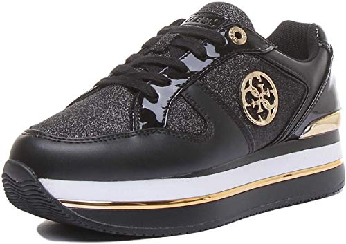 Guess Sneaker Damen 40 Schwarz