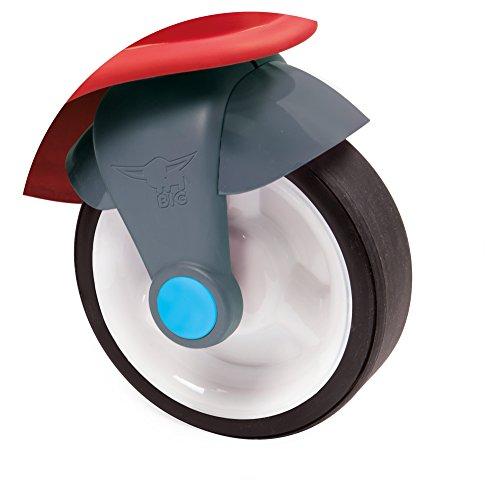 BIG 800056375 – Classic-Scooter Kinderfahrzeug, rot - 4