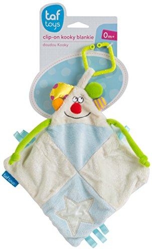 Taf Toys Clip-On Kooky Doudou pour bébé