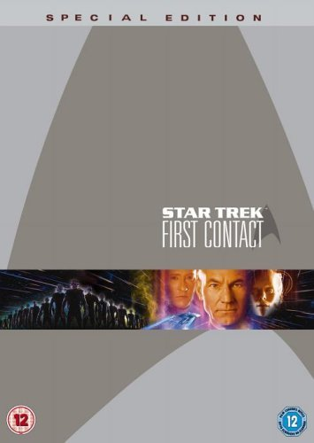 Star Trek 8 First Contact Special Edition [UK Import]